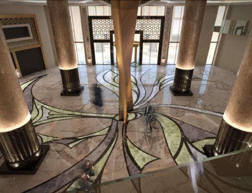 Hotel Aranz Entrance Hall